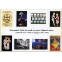 CP : HOMMAGE À ÉMILE REYNAUD - Série de 9 cartes postales