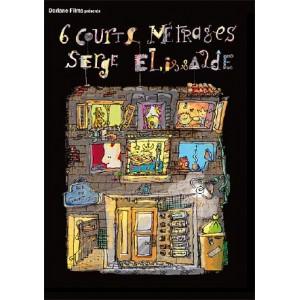 DVD : SERGE ELISSALDE - 6 shorts
