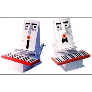 Toy : Piano Player