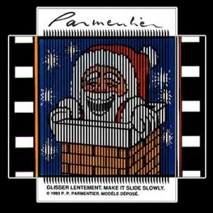 Postcard : SANTA CLAUS (Le Père Noël)