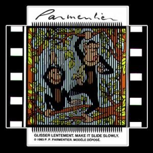 Postcard : THE MONKEYS (Les singes)
