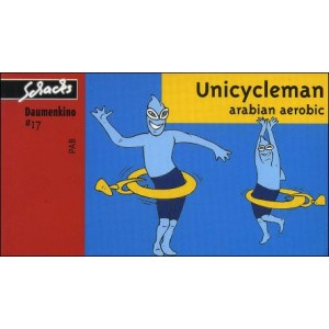 Flipbook : UNICYCLEMAN - Arabian Aerobic