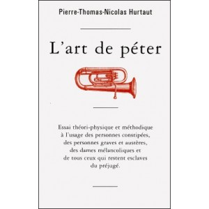 Book : THE ART OF FLAT (L'Art de Péter)