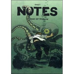 Comics : BOULET - Notes 4 - SONGE EST MENSONGE