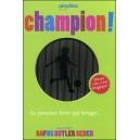 Livre : CHAMPION ! Le premier livre qui bouge...