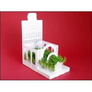 cp postcarden le jardin postal victorien. Black Bedroom Furniture Sets. Home Design Ideas