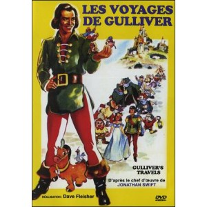 DVD : GULLIVER'S TRAVELS (French version)