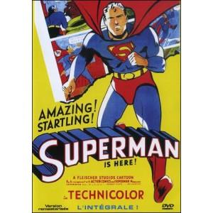 DVD : SUPERMAN - L'intégrale