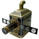Optical Toy : THE MAGIC LANTERN KIT