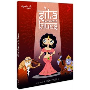 DVD : SITA SINGS THE BLUES
