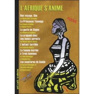 DVD : AFRICA ANIMATION (L'Afrique s'anime)