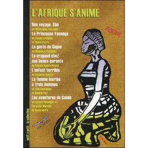 DVD : L'AFRIQUE S'ANIME