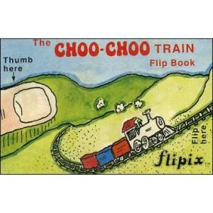 Flipbook : THE CHOO-CHOO TRAIN