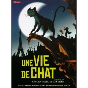 DVD : UNE VIE DE CHAT