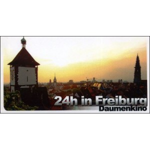 Flipbook : 24 HOURS IN FREIBURG (Germany)