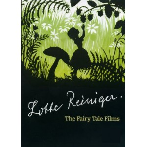 DVD : Lotte REINIGER : The Fairy Tales Films