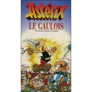 VHS : ASTERIX - Coffret 3 longs métrages