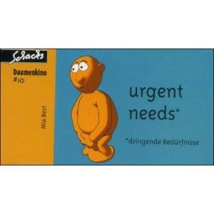 Flipbook : BESOIN PRESSANT (Urgent Needs)