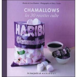 Book : CHAMALLOWS - Les 30 recettes culte