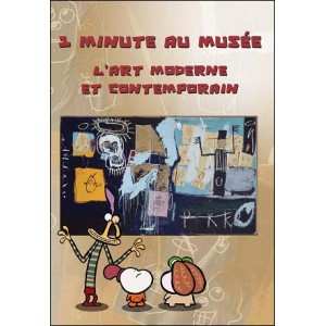 DVD : 1 MINUTE IN A MUSEUM - MODERN AND CONTEMPORARY ART