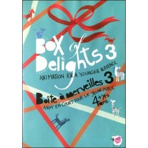 DVD : BOÎTE À MERVEILLES - Vol 3
