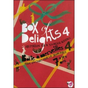 DVD : BOX OF DELIGHTS - Vol 4