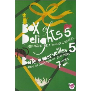 DVD : BOX OF DELIGHTS - Vol 5