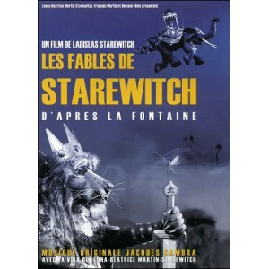 DVD : LES FABLES DE STAREWITCH