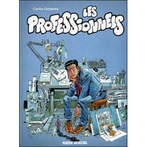 Comics : LES PROFESSIONNELS - The integral