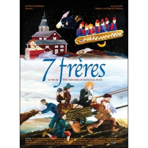 DVD : 7 FRÈRES (Seven Brothers)