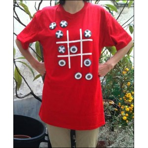 Tee-shirt : TIC TAC TOE GAME