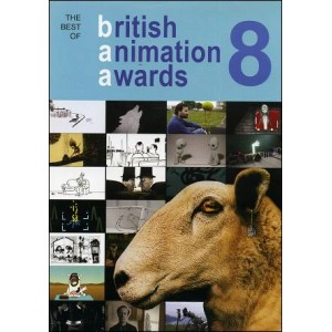 DVD : The Best of British Animation Awards Vol 8