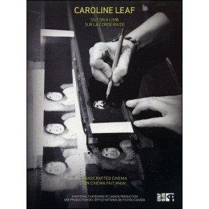 DVD : CAROLINE LEAF - Out on a limb - Handcrafted cinema