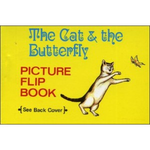 Flipbook : THE CAT AND THE BUTTERFLY