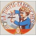 Jouet Optique : LA TOUPIE FANTOCHES en kit