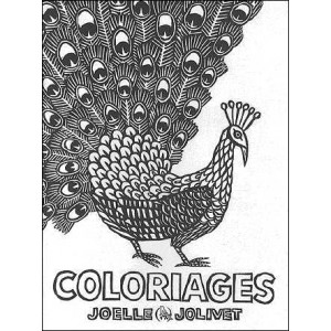 Book : COLORIAGES (Coloring Book)