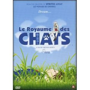 DVD : LE ROYAUME DES CHATS