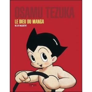 Livre : OSAMU TEZUKA - Le Dieu du Manga