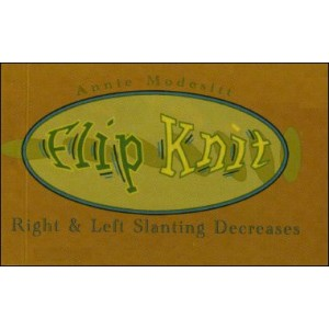 Flipbook : KNIT 3 - Right & Left Slanting Decreases