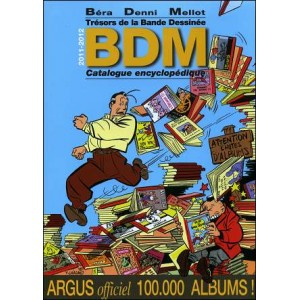 Book : BDM - Trésors de la Bande Dessinée 2011-2012