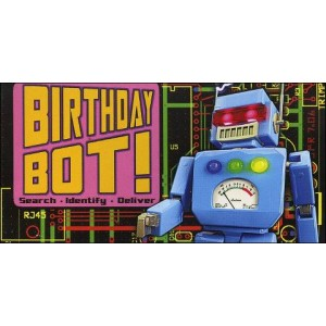 Flipbook : BIRTHDAY BOT !