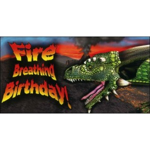 Flipbook : FIRE BREATHING BIRTHDAY !