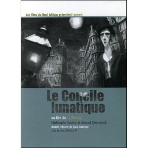 DVD : THE LUNATIC COUNCIL (Le Concile lunatique)
