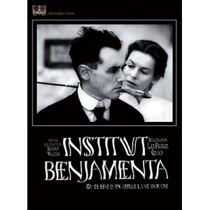 DVD : INSTITUTE BENJAMENTA