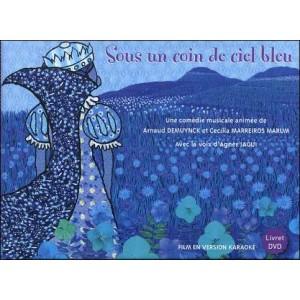 DVD-Livre : SOUS UN COIN DE CIEL BLEU