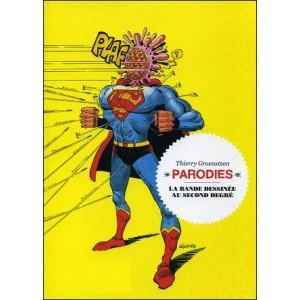 Book : PARODIES - La bande dessinée au second degré
