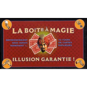Toy : LA BOÎTE À MAGIE DE MYSTERIO (The Amazing Magical Wonder Deck)