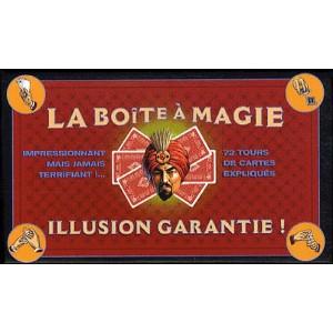 Toy : LA BOÎTE À MAGIE DE MYSTERIO (The Amazing Magical Wonder Deck)