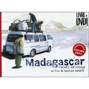 DVD-Livre : MADAGASCAR CARNET DE VOYAGE
