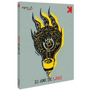 DVD : 10 ANS DE LABO